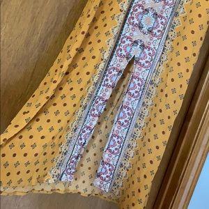 Mossimo Supply Co. Skirts - Mossimo maxi skirt